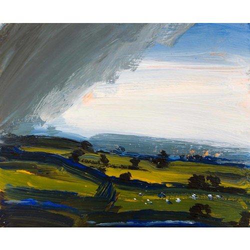 Robert Newton Copy of Distant Rain