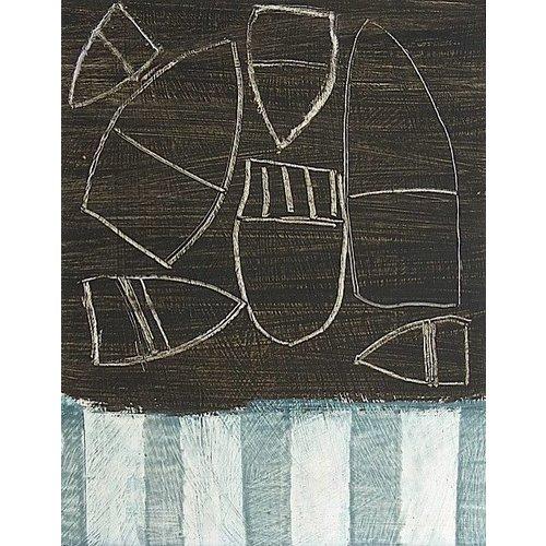 Malcolm Taylor Seasawing Sea