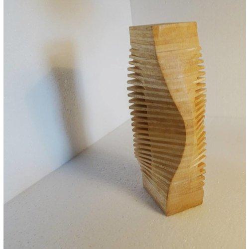 Yorkshire Sculpture Group Double Recoil-Chris Halsey