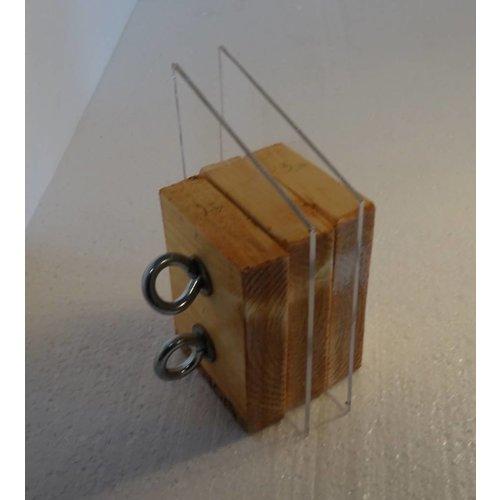 Baltimore Sculptors Mini BloxNshard-Adam Zyinger