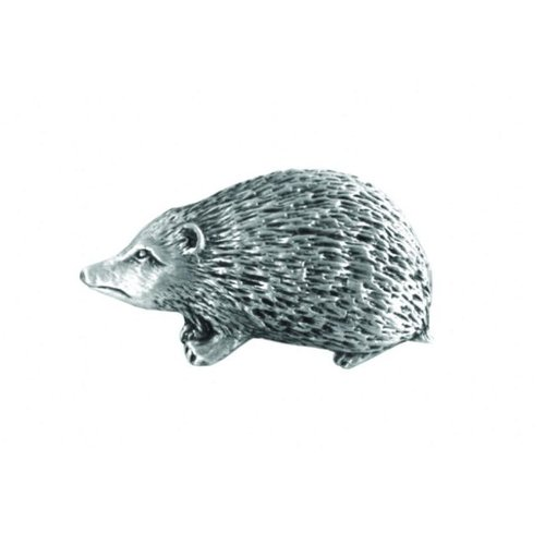 A E Williams Hedgehog lapel pin