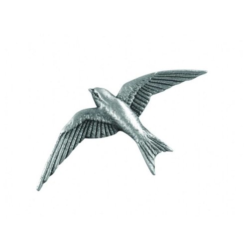 A E Williams Swallow lapel pin