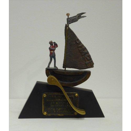 Ian Taylor 'Galashiels Boat'
