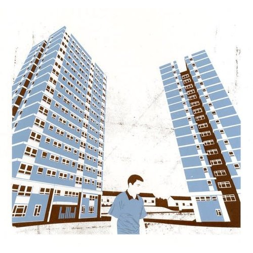 West Yorkshire Print Workshop Leeds Tower Block