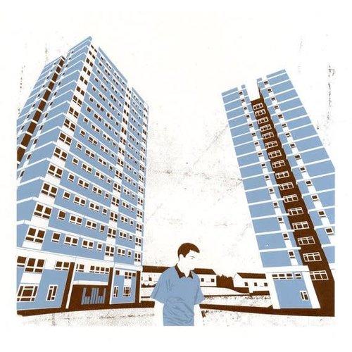 West Yorkshire Print Workshop Leeds Tower Blocks