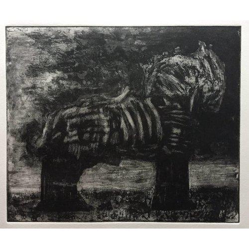 West Yorkshire Print Workshop Trojan  Edition 2/5