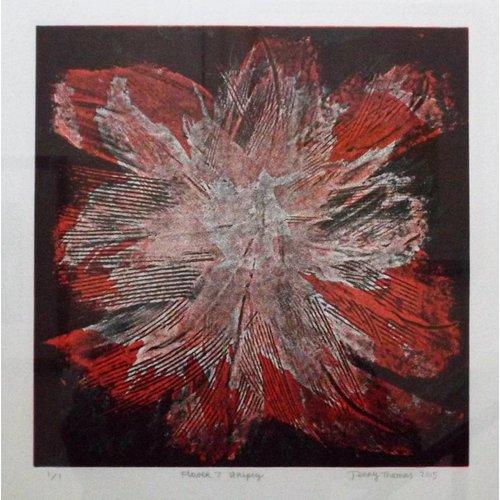 West Yorkshire Print Workshop Blume 7 - Stripey