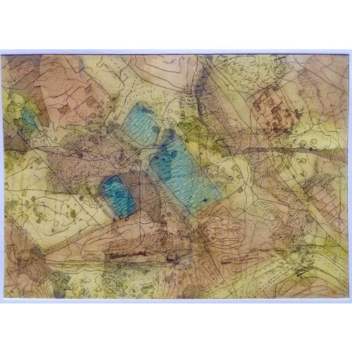 West Yorkshire Print Workshop New Topography 2