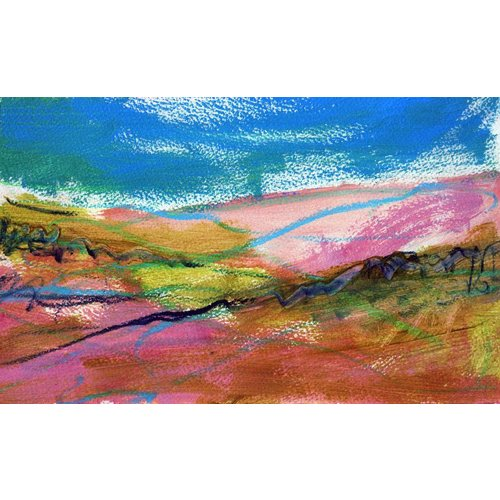 Liz Salter Copy of Flowing Hills