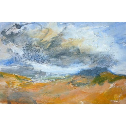 Liz Salter Hill Top Wolken