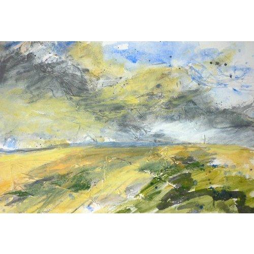 Liz Salter Copy of Hill Top Clouds