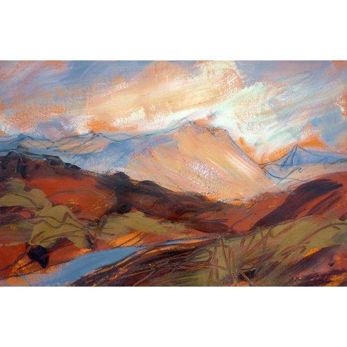 Liz Salter Copy of Distant Hills