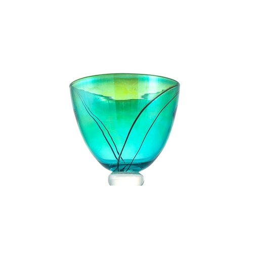 Martin Andrews Transluscent green bowl