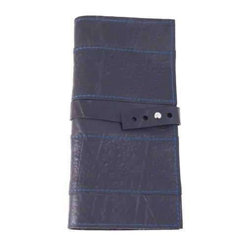 Paguro Slim Blue inner T Wallet