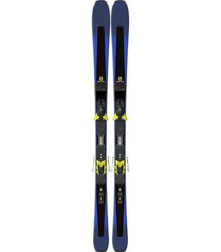 Salomon XDR 80 Ti + XT12 Bindings