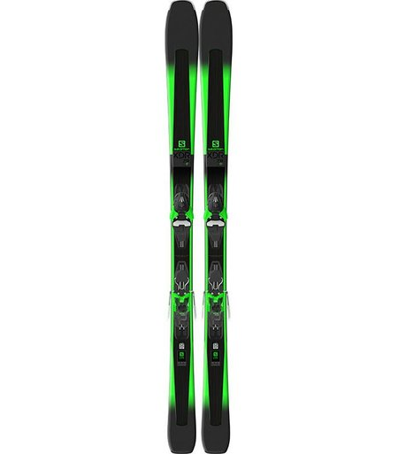 Salomon XDR 78 ST Skis + Mercury 11 Bindings