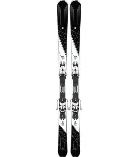 Salomon W-MAX 10 + XT10 Bindings