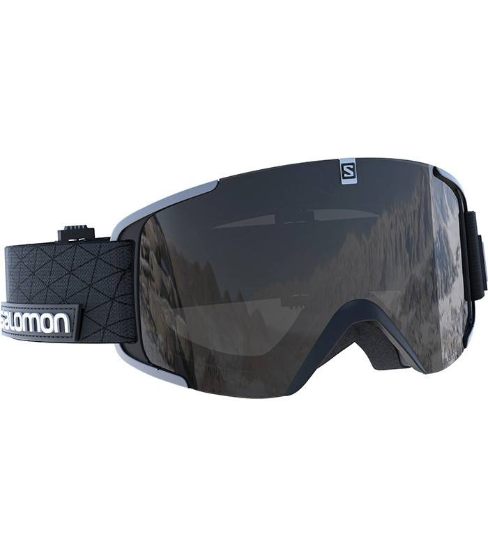 Salomon XVIEW Black / Univ. Mirror Silver