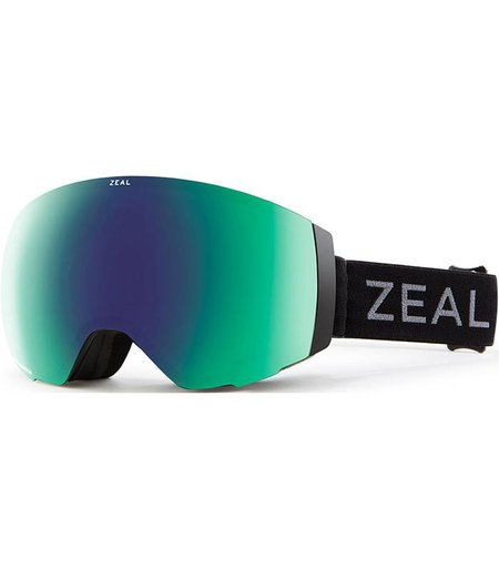Zeal Optics PORTAL: Dark Night: Polarized Jade Mirror + Sky Blue Mirror