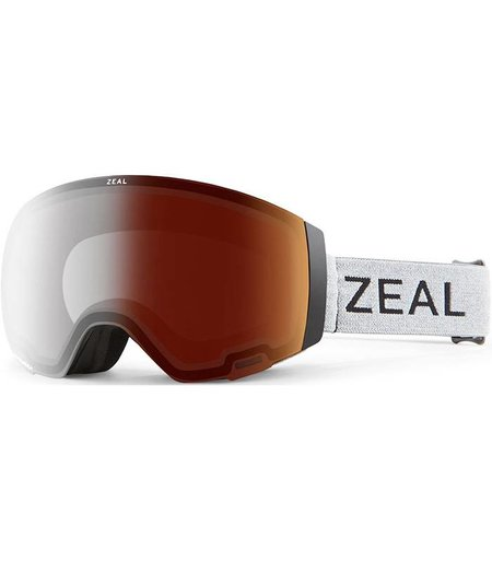 Zeal Optics PORTAL: Greybird: Automatic + GB + Sky Blue Mirror