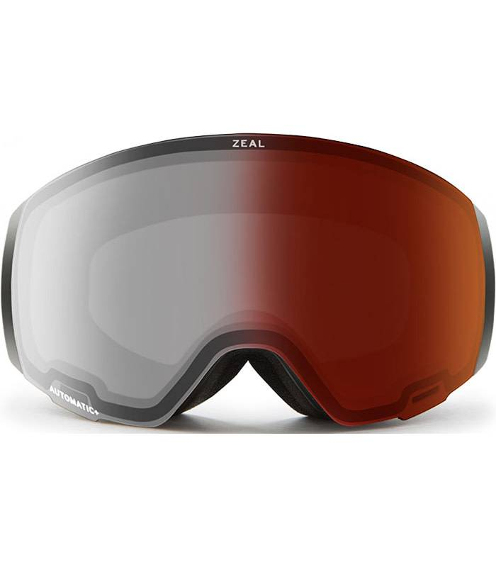 Zeal Optics PORTAL: Greybird: Automatic + GB + Sky Blue Mirror
