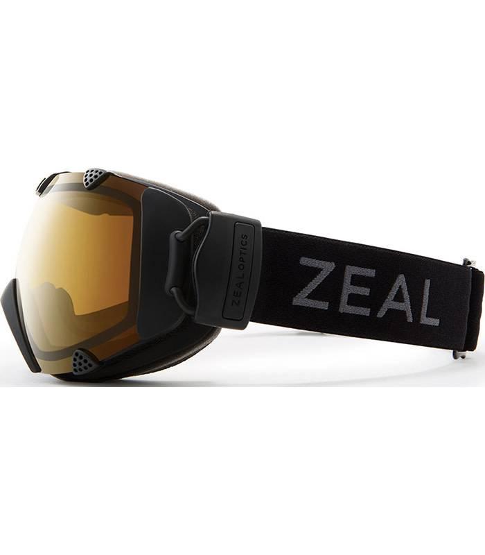 Zeal Optics ECLIPSE: Dark Night: Polarized Automatic