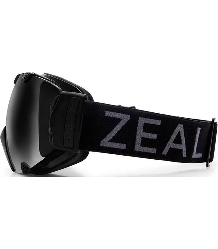 Zeal Optics ECLIPSE: Dark Night: Dark Grey Polarized