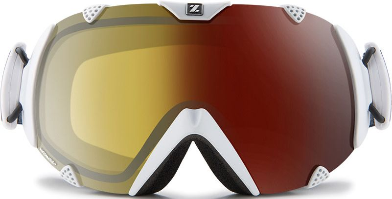 Zeal Optics ECLIPSE: Storm Trooper White: Polarized Automatic