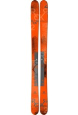 Salomon ROCKER2: Orange Skis