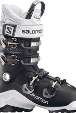 Salomon X ACCESS 70W WIDE: White / Black / Corail Ski Boots