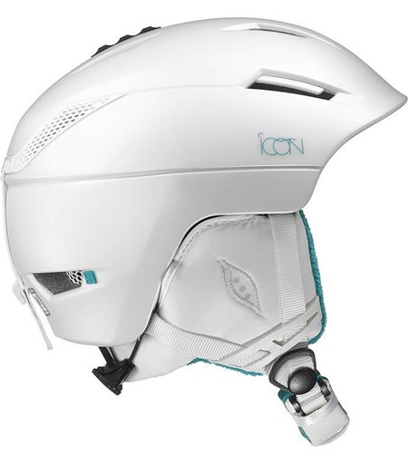 Salomon ICON2 White Womens Helmet