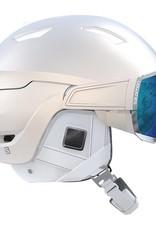 Salomon MIRAGE+ W: White Womens Helmet