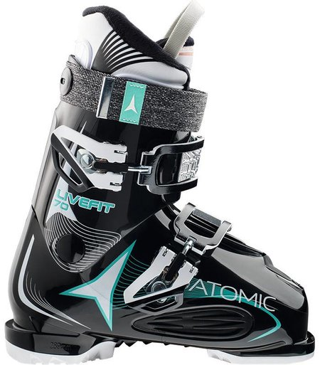 Atomic LIVEFIT 70W: Black / Aqua