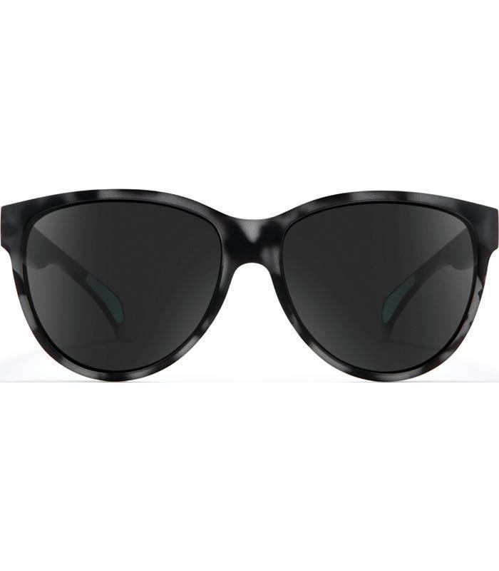 Zeal Optics ISABELLE: Smoke Tortoise Frame - Ellume Dark Grey Lens