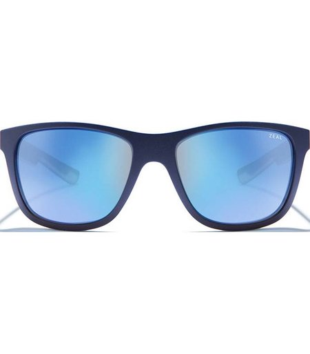 Zeal Optics RADIUM: Atlantic Blue Frame - Ellume Horizon Blue Lens