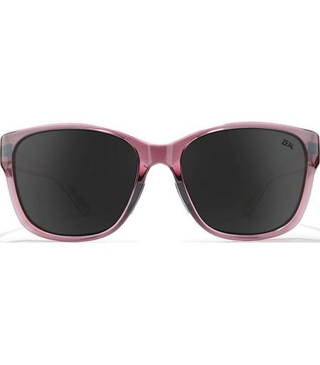 Zeal Optics MAGNOLIA Plum Gloss Frame with Ellume Dark Grey Lens