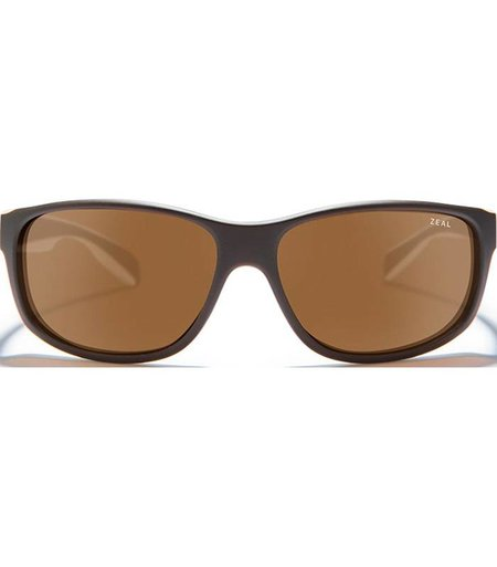 Zeal Optics SABLE: Matte Brown Khaki Frame - Ellume Copper Lens