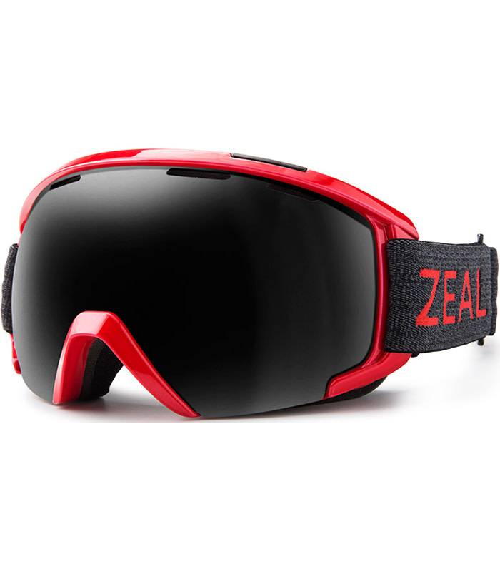 Zeal Optics SLATE: Redstone: Dark Grey Polarised