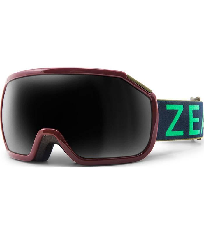 Zeal Optics FARGO: Indian Forest Frame with Dark Grey Polarised Lens Goggles