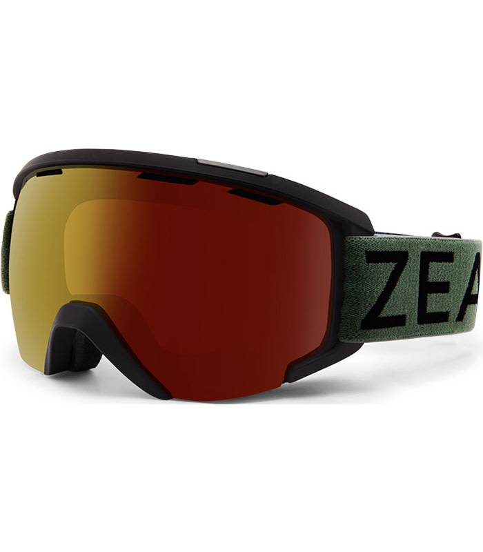 Zeal Optics Slate Upland Grass Polarized Automatic Goggles