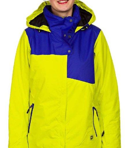 Orage Kelis womens Sulphur ski jacket XS