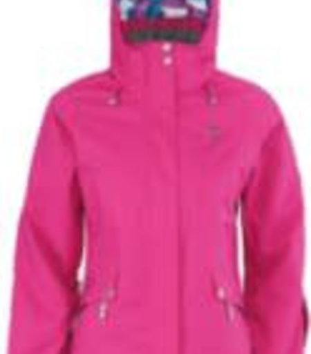 Scott Vezzanna womens rose/violet ski jacket (S)