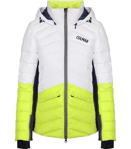 Colmar USHUAIA Ice Lemon / Bianco / Blue Black