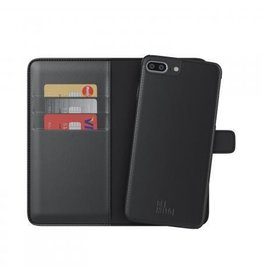 BeHello iPhone 7 Plus/6S Plus/6 Plus 2-in-1 Wallet Case Black
