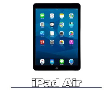 Geschikt voor iPad Air