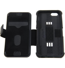 iPhone 6 / 6S UAG Urban Armor Gear Flip Case Black