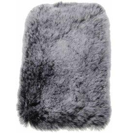 iPhone 6 Plus / 6S Plus Rabbit Fur Case Plastic
