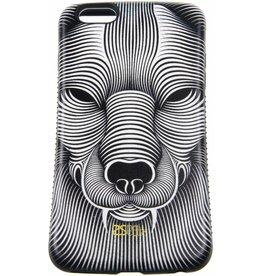 iPhone 6 Plus / 6S Plus Hard Case (Print yelloh)