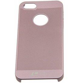 iPhone 5 / 5S / SE Smart Smiley Hard Back Case Tiny Holes