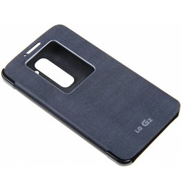 LG G2 D802 LG Quick Window Book Case Black